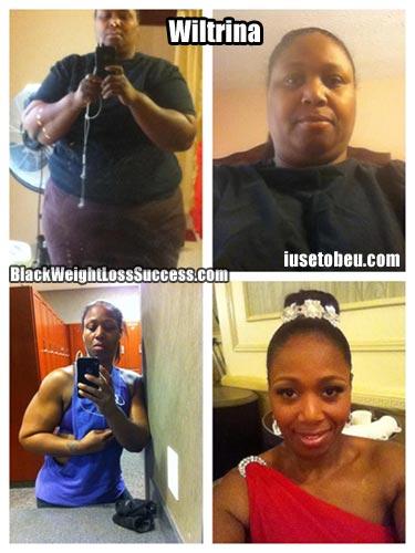 Wiltrina weight loss