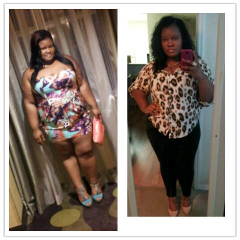 Jessica weight loss