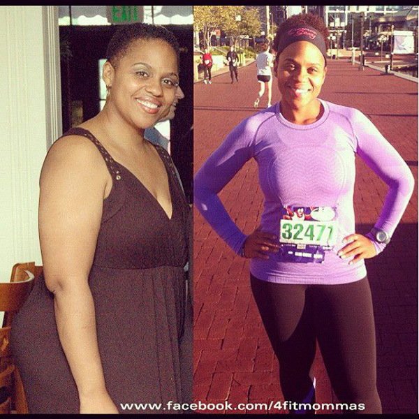 Running The Weight Off: This Fit Momma Has Lost 65 Pounds