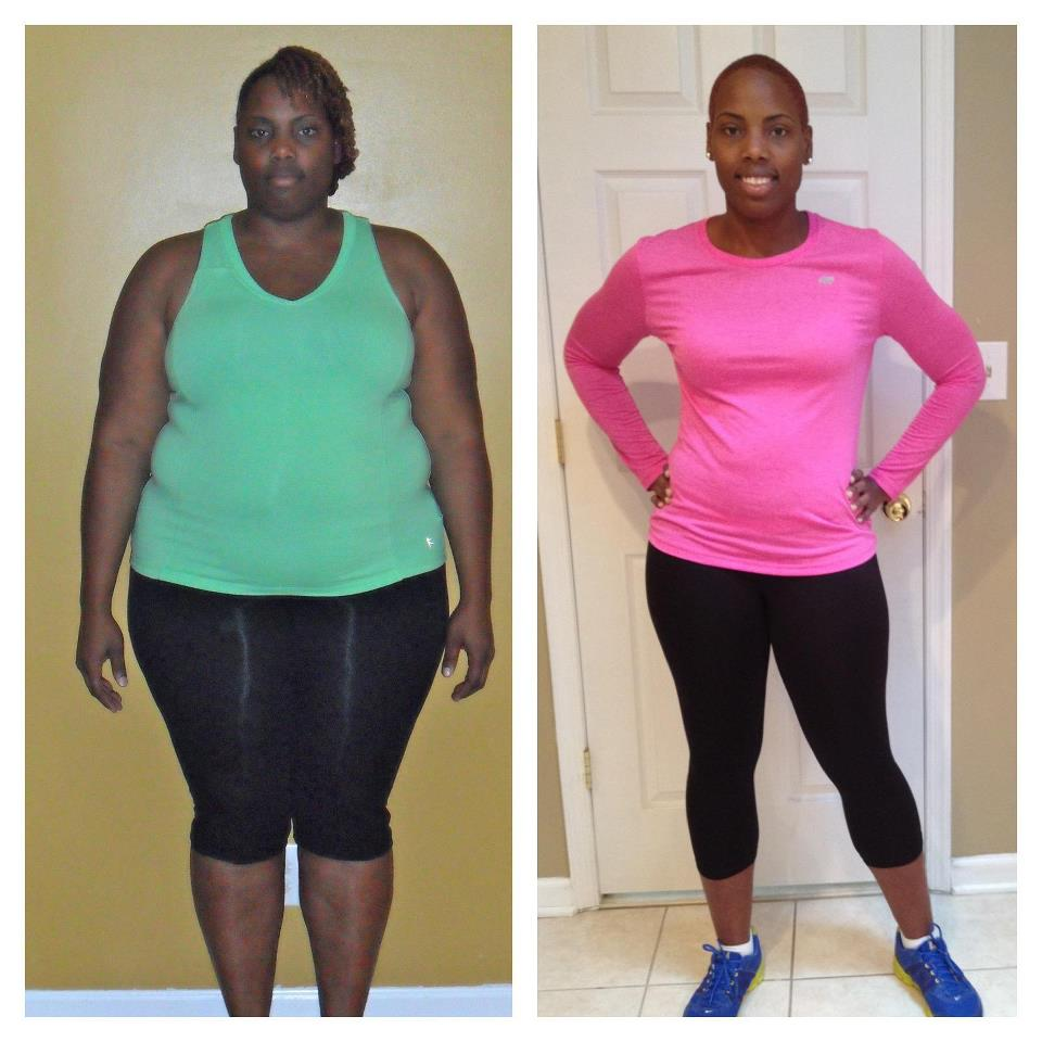 Syree Has Gone From 328 To 191 Black Weight Loss Success
