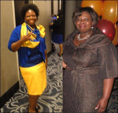 Charlene weight loss story