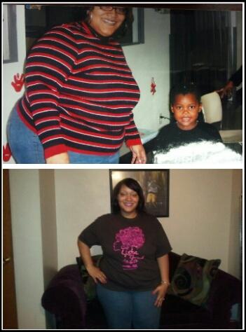 carmen weight loss