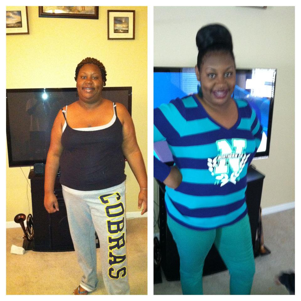 crystal's weight loss photos