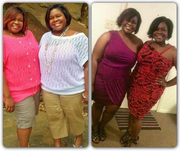 Demetrias and Ametrias weight loss