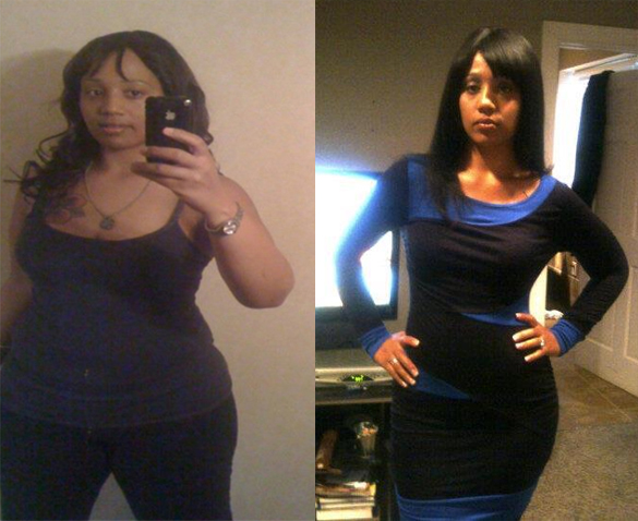 Nicolle weight loss