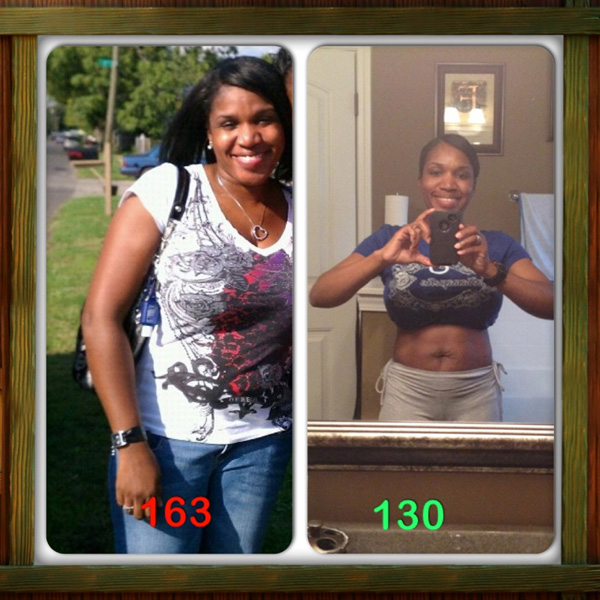 Afghanistan Vet weight loss