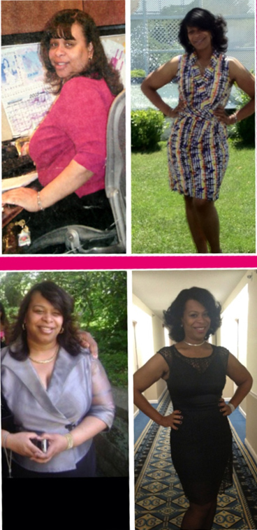 Rachelle weight loss