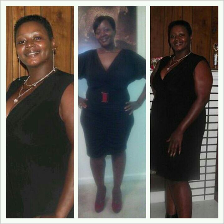 LaWonda weight loss