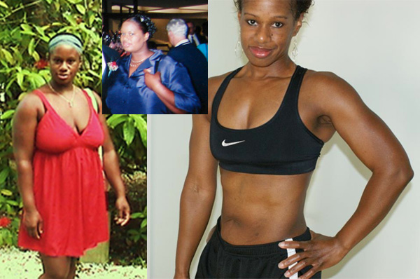Lisa Woods weight loss story