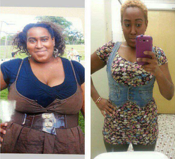 Rosie weight loss