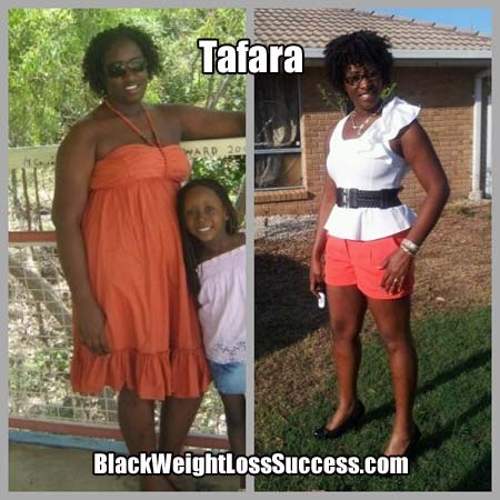 tafara before and after