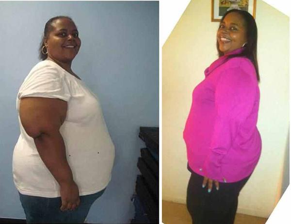 ktasha weight loss