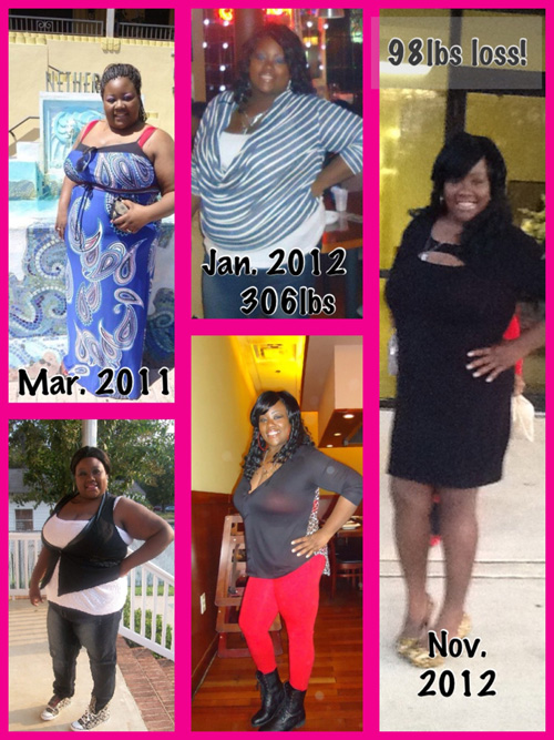 Victoria weight loss