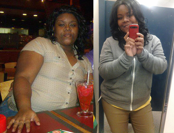 Letia weight loss