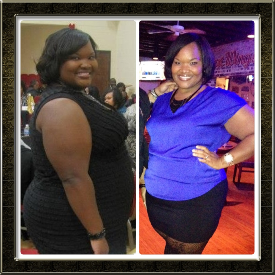 Marquita before after