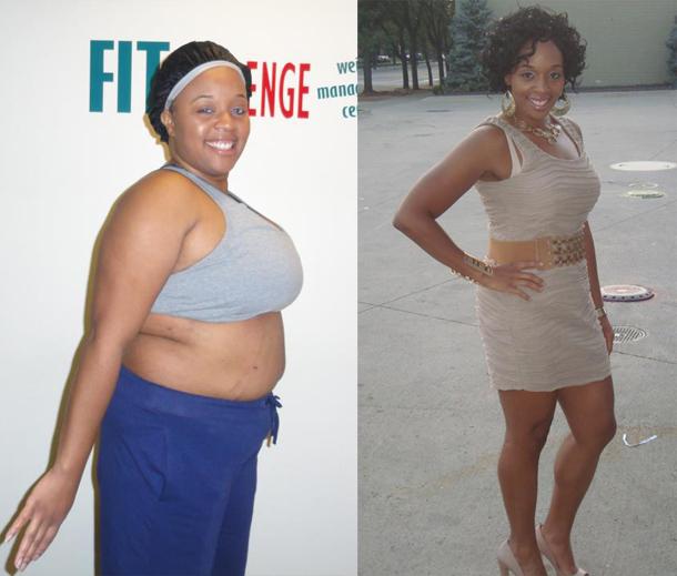 Sheena weight loss