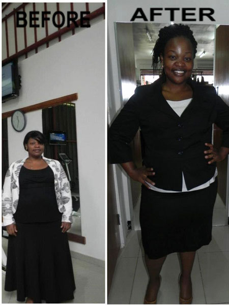 Glorie weight loss
