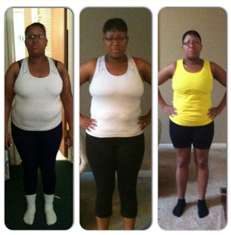 Debra weight loss