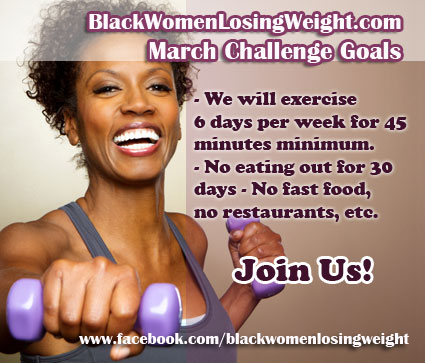March 2013 challenge