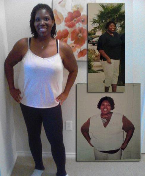 Keiah weight loss