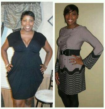 Shelia weight loss