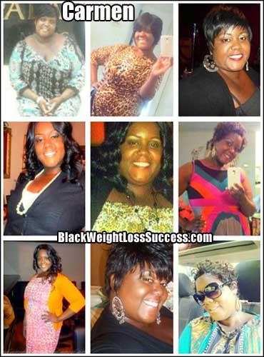 Carmen weight loss story