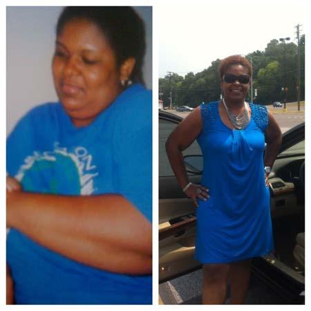 DeVarius weight loss