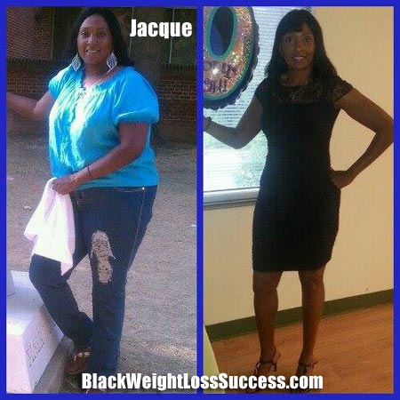 Jacque updated weight loss story