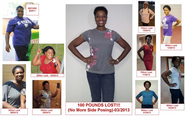 Jamila weight loss