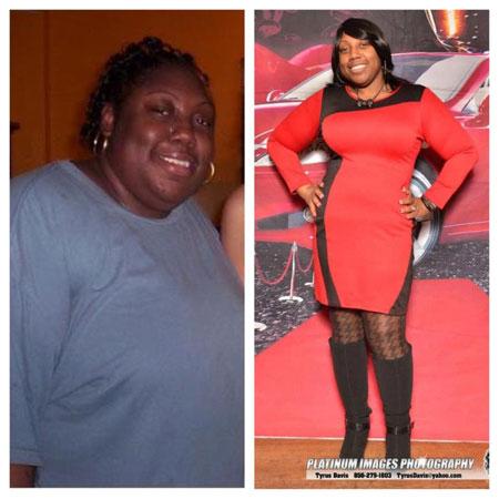 Mook weight loss