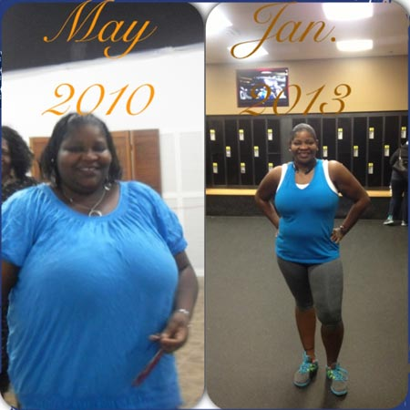 Tamika weight loss