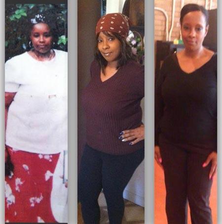 Towanna weight loss