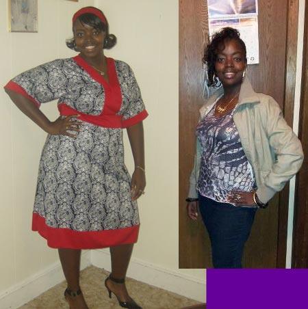Alicia weight loss