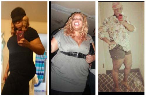 Chanelle weight loss