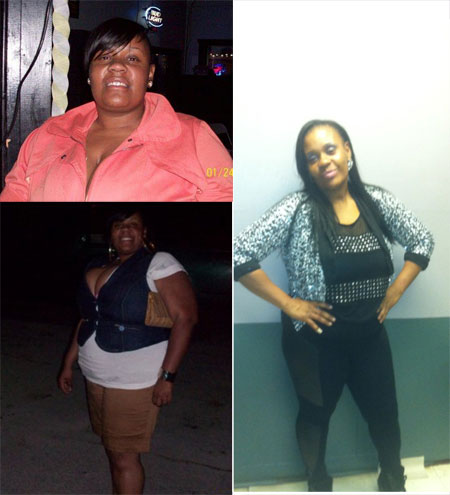 Lloydia weight loss story