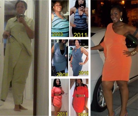 Kena weight loss blogger