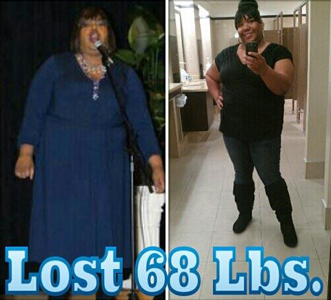 tamberlyn weight loss