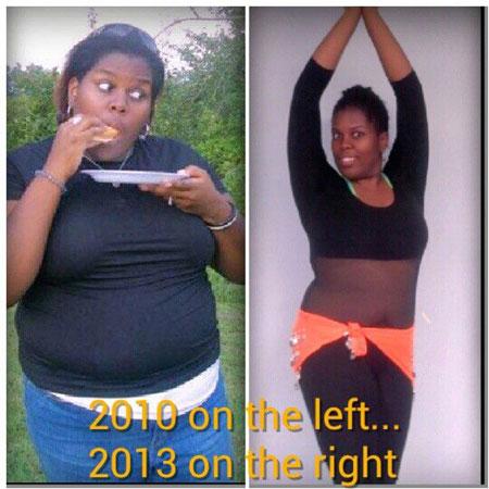 Akeema weight loss