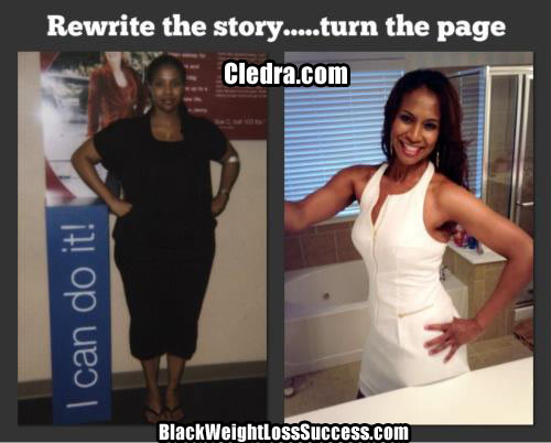 Cledra plan be weight loss book