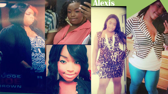 weight loss alexis