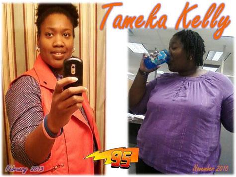 tameka weight loss