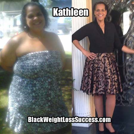Kathleen weight loss story