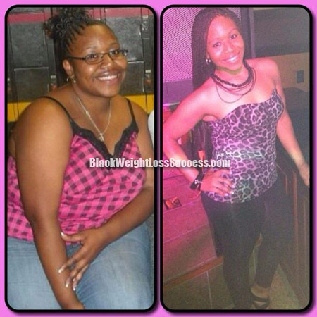 Tiana weight loss
