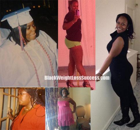 Tiffany weight loss