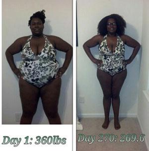 yas weight loss