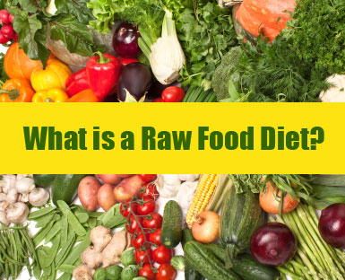 what is raw food