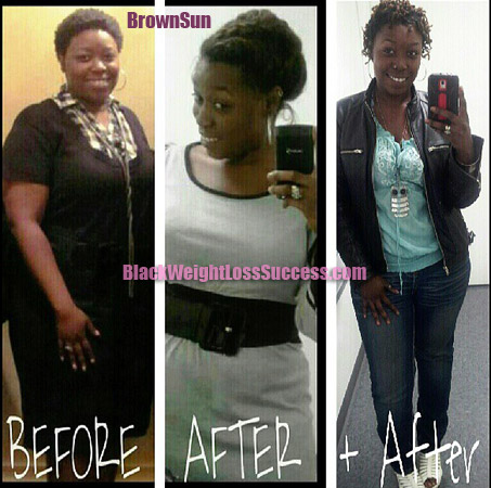 Brown Sun weight loss