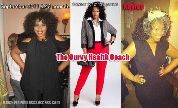 Kaylea weight loss success story