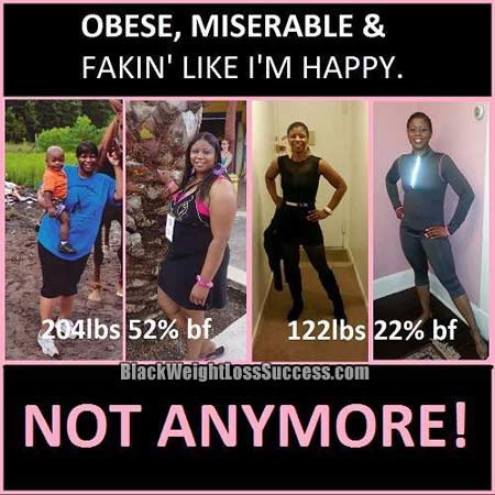 Michele weight loss before and after