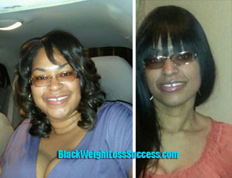 Natalie weight loss